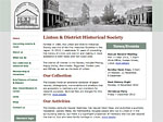 Linton & District Historical Society